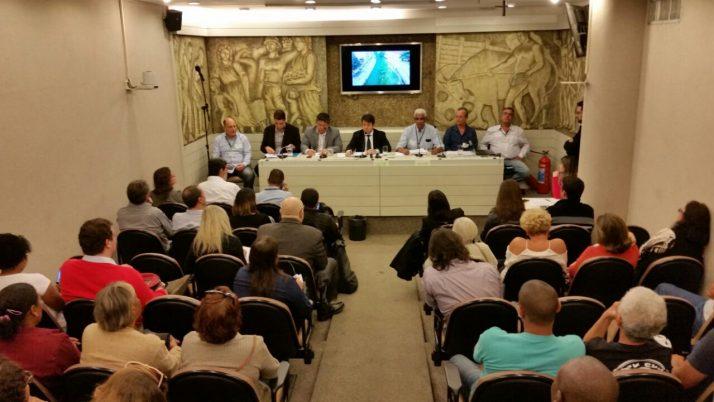Debate público discute o saneamento no Recreio dos Bandeirantes e Vargens