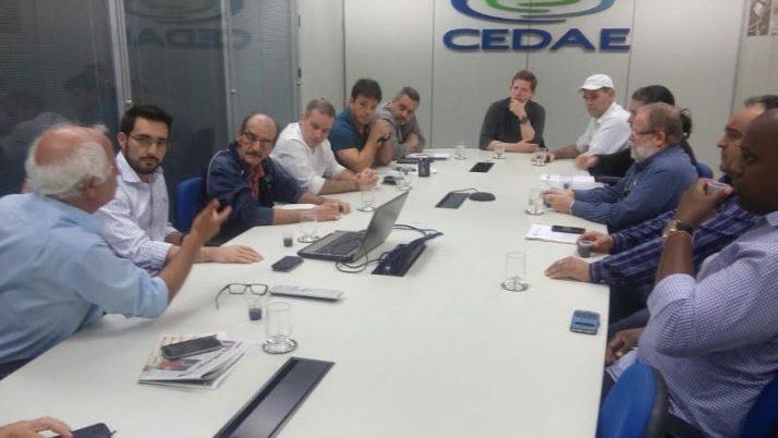 Cedae anuncia melhorias na ampliação da rede de distribuição de água em Guaratiba