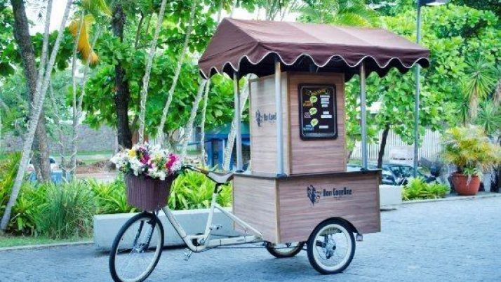 Câmara discute a regularização de Food Bikes na cidade