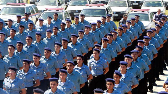 Caiado solicita reforço para os Batalhões de Polícia Militar