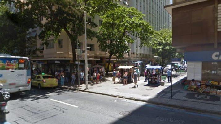O vereador Caiado retoma solicitação para reabertura da Rua Almirante Gonçalvez.
