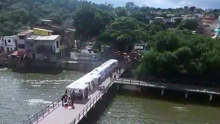 """Feira de Artesãos """"De Braços Abertos"""", em Pedra de Guaratiba, pode virar patrimônio cultural da cidade"""