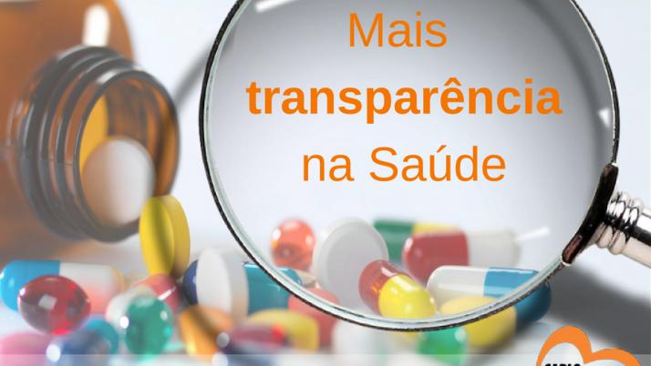 OSs serão obrigadas a divulgarem os preços pagos por medicamentos, insumos e serviços da área de saúde
