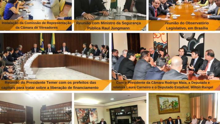 Acompanhando a Intervenção Federal na Segurança Pública no Rio