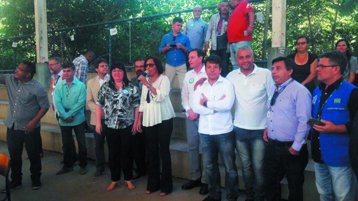 Prefeitura anuncia reforma de escolas em Guaratiba