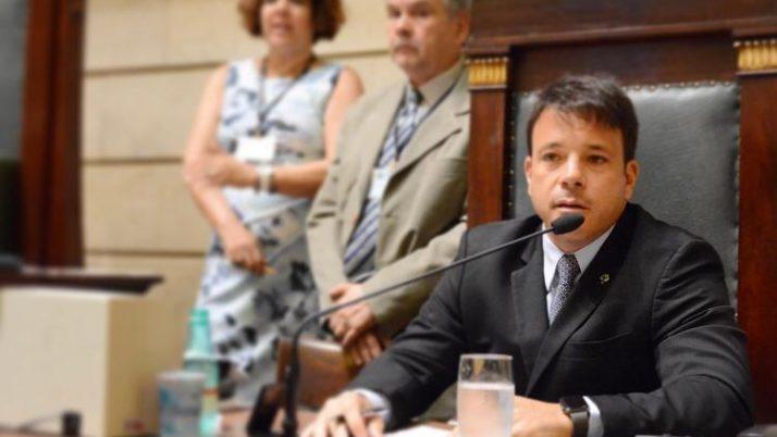 Caiado é reeleito Primeiro Secretário da Câmara de Vereadores