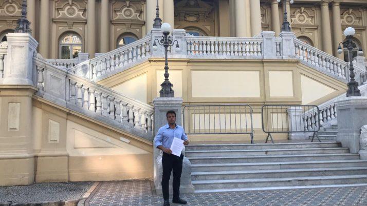 Em Carta Aberta, Caiado sinaliza a novo Governador sobre problemas do Estado