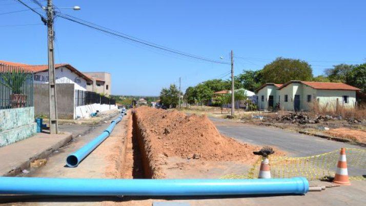 Caiado cobra solução emergencial para a falta D'água, em Guaratiba