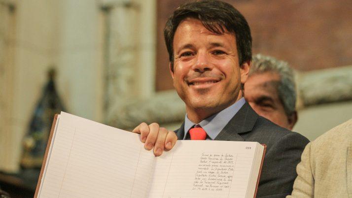 Carlo Caiado toma posse como Deputado Estadual na Alerj