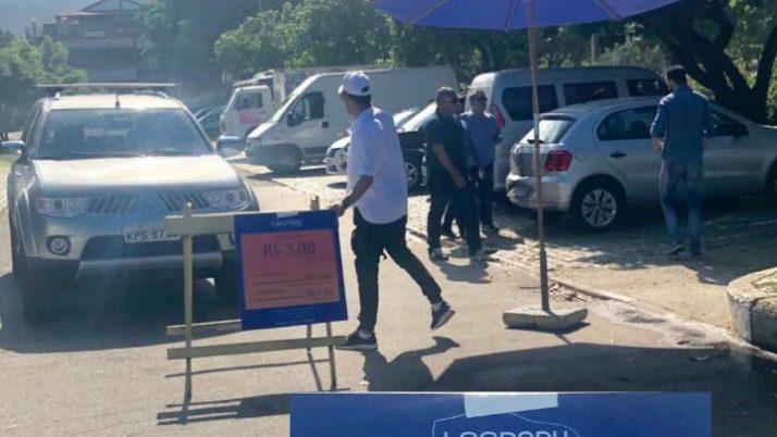 Não à privatização do estacionamento da Praça do Ó