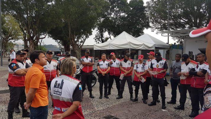 Segurança Presente chega à Barra da Tijuca
