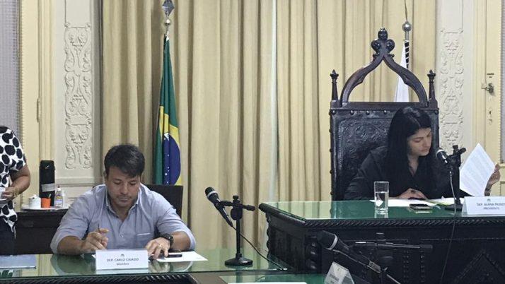 Caiado participa da Comissão da Alerj que irá acompanhar o pacote  Anticrime