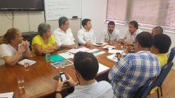 Reunião na Rio Águas trata sobre demandas da região