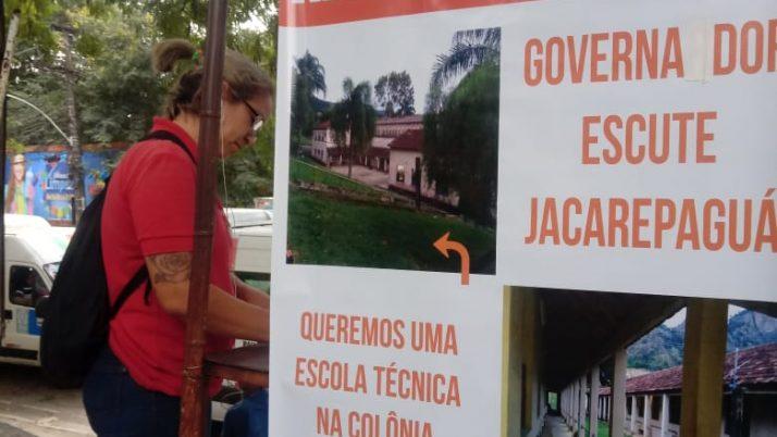 Escola Técnica na Colônia Juliano Moreira