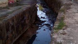 Saneamento: Limpeza do Rio Banca da Velha