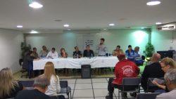 Caiado participa de reunião do Conselho Comunitário de Segurança