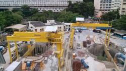 NOTÍCIA IMPORTANTE! Governo do Estado anuncia retomada das obras da Estação Gávea do Metrô