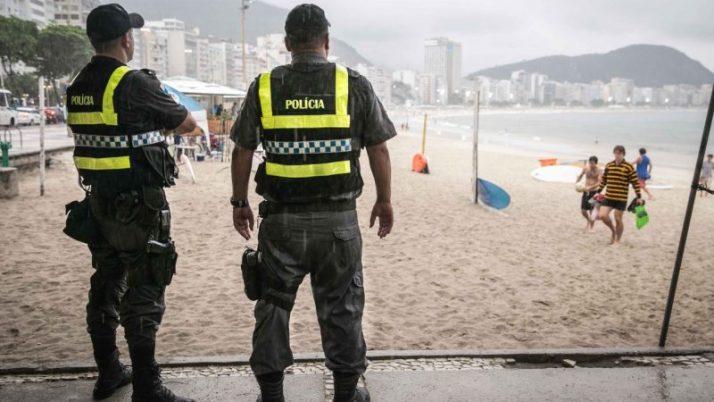 Antecipação da Operação Verão nas praias do Rio