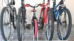 Aprovado: Bicicletários em estabelecimentos comerciais e empresas