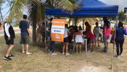 Moradores do Recreio fazem abaixo-assinado pelo programa Segurança Presente