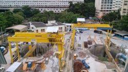 Caiado luta pela retomada das obras da Estação Gávea do Metrô