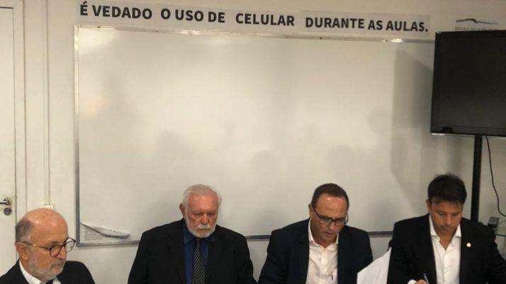 Caiado é indicado para compor Comissão de Representação que vai acompanhar novo modelo de Governança da Região Metropolitana do Rio
