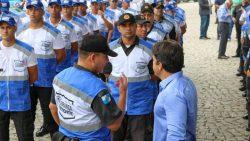 Em parceria com Associação de Moradores Amigos de São Conrado (Amasco), Caiado luta por Segurança Presente na região