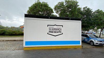 Praça do Ó ganha base do Segurança Presente e agentes passam a atuar das 06h às 22h