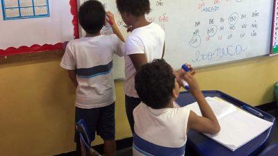 Lei de Caiado cria Reforço Escolar na Rede Municipal de Ensino