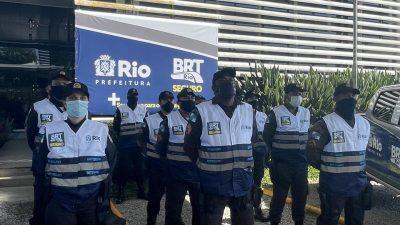 Projeto BRT Seguro já reduz em 26% o número de calote no sistema de transporte na 1ª semana de junho