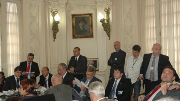 Reunião discute emendas ao Pacote Olímpico