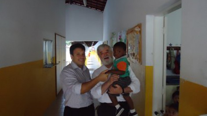 Vereador visita Comunidade do Tabajara