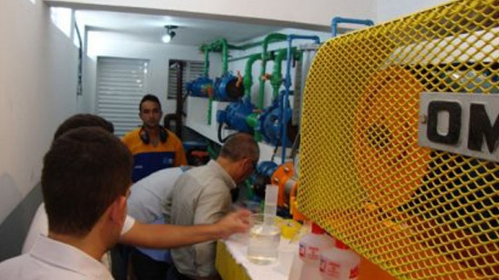 Inaugurada estação de tratamento de esgoto em Guaratiba