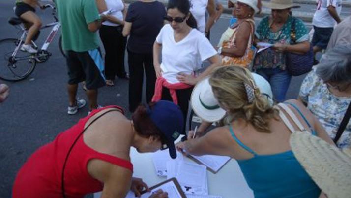 Iniciado movimento pela preservação da Praça Antero de Quental, no Leblon