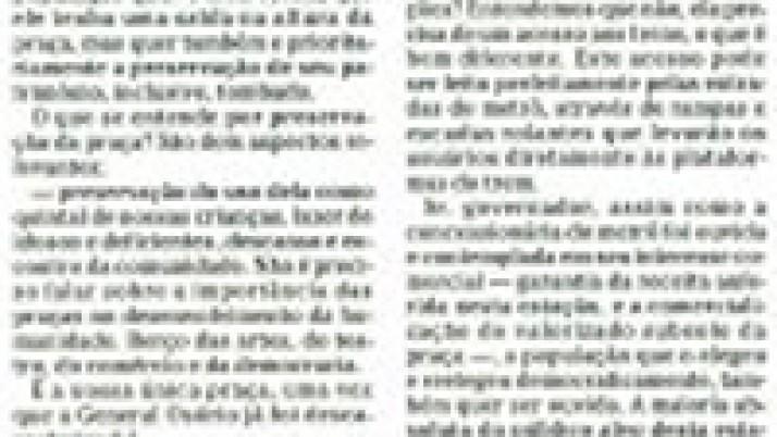 """""""Ipanema quer o Metrô"""""""