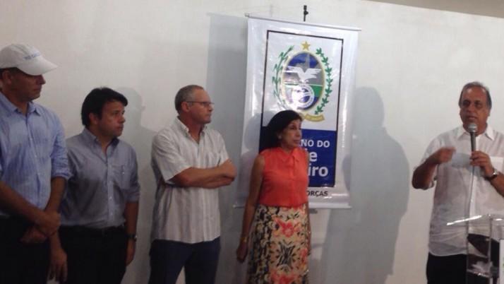 Destacamento da PM é inaugurado no Morro do Banco