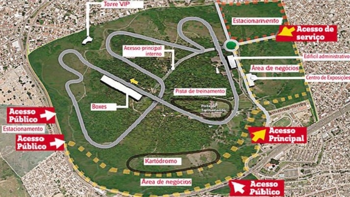 Câmara de Vereadores promove debate público para discutir a construção do Novo Autódromo Internacional do Rio