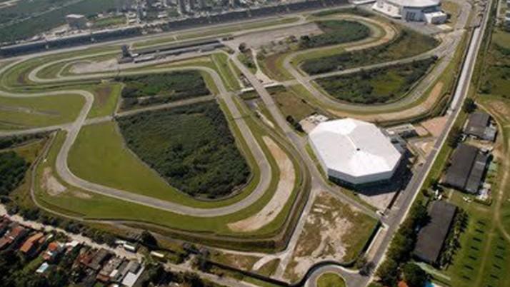 Preocupação com o Autódromo de Jacarepaguá