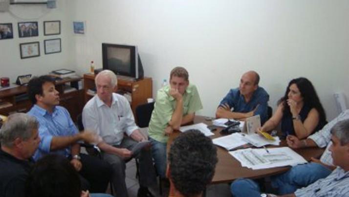 Reunião discute trânsito no Jardim Oceânico