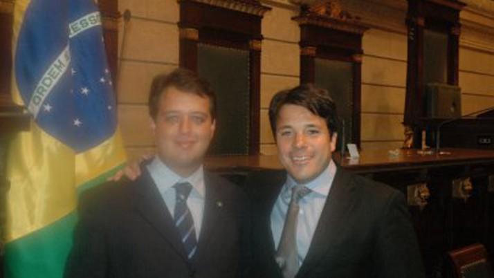 Vereador Caiado presta homenagem ao delegado Rafael Willis