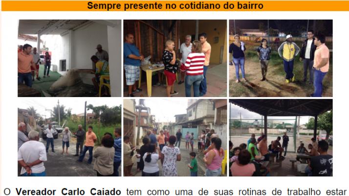 Diário da Zona Oeste 05/2015