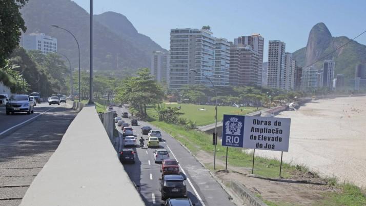 Vereador pede recolocação de retorno na Autoestrada Lagoa- Barra