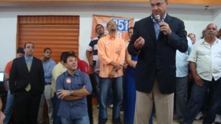 Vereador Caiado apoia Cesar Maia – Senador