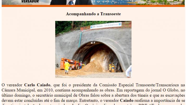 Diário da Barra 01/2011