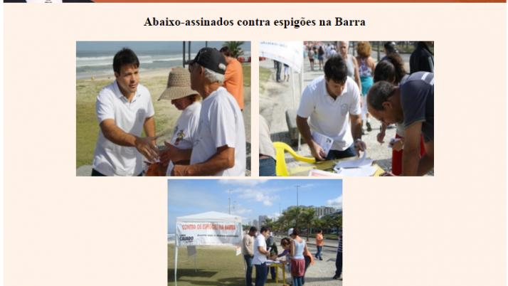 Diário da Barra 05/2010
