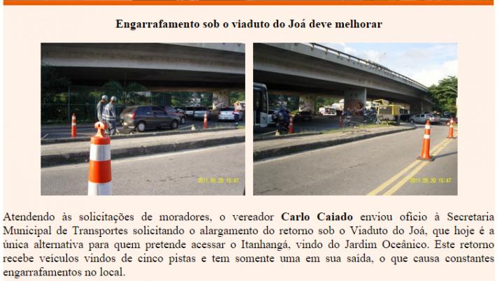 Diário da Barra 05/2011