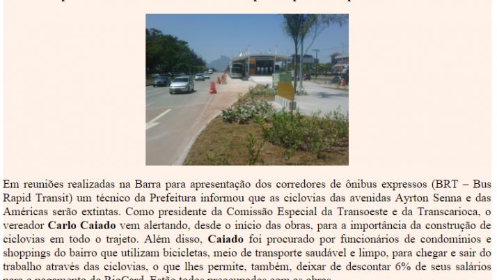 Diário da Barra 09/2011