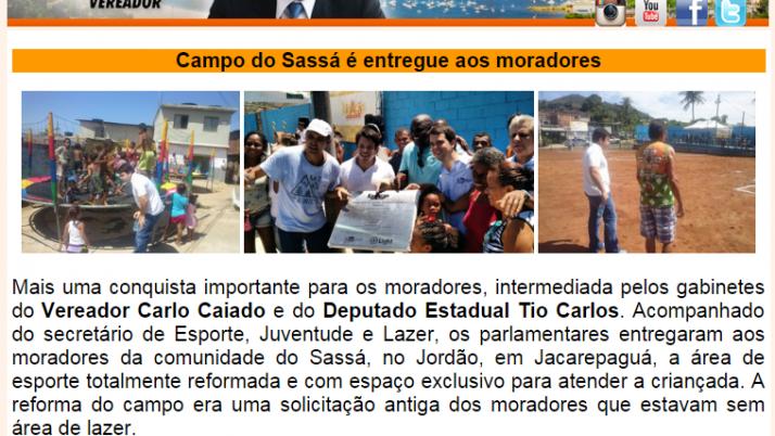 Diário de Jacarepaguá 03/2016