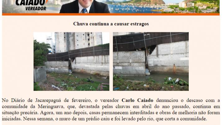 Diário de Jacarepaguá 04/2011