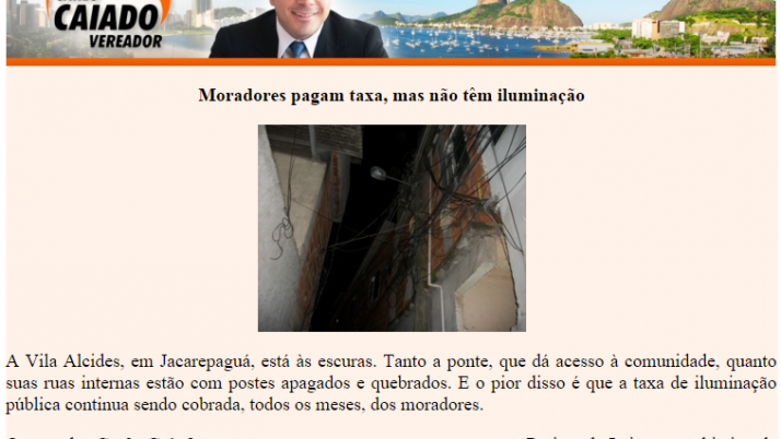 Diário de Jacarepaguá 05/2011